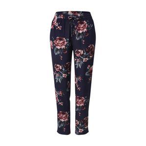 ONLY Kalhoty 'ONLNOVA'  mix barev / noční modrá / růžová