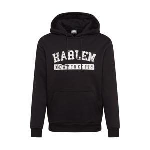 SOUTHPOLE Mikina 'Harlem'  bílá / černá