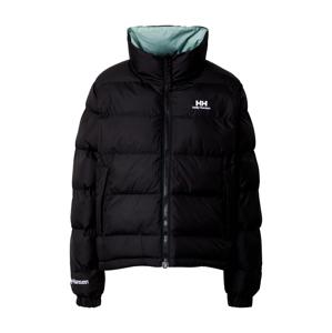 HELLY HANSEN Přechodná bunda  černá / zelená
