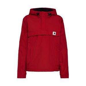 Carhartt WIP Přechodná bunda 'Nimbus Winter'  bílá / červená
