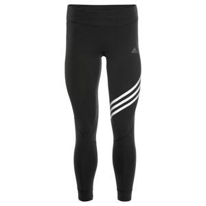 ADIDAS PERFORMANCE Sportovní kalhoty 'Run It'  bílá / šedá / černá