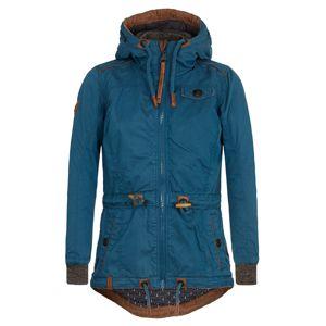 naketano Zimní bunda  modrá