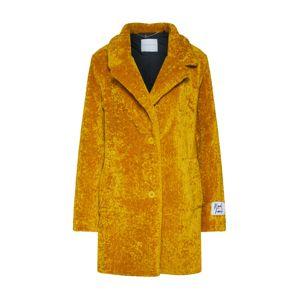 RINO & PELLE Přechodný kabát 'Catwalk'  žlutá