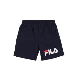FILA Kalhoty 'ZOE'  tmavě modrá / bílá / červená