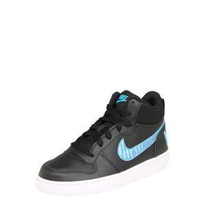 Nike Sportswear Tenisky 'COURT BOROUGH MID EP (GS)'  černá