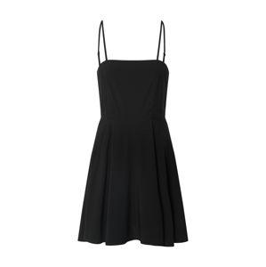 NA-KD Letní šaty 'NA-KD x Pamela Reif'  černá