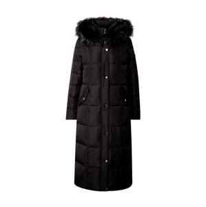 Lauren Ralph Lauren Zimní kabát  černá