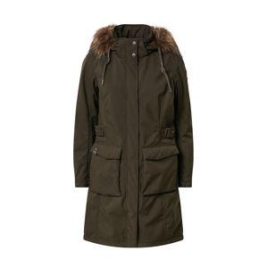 G.I.G.A. DX by killtec Outdoorový kabát 'Burzowy'  zelená