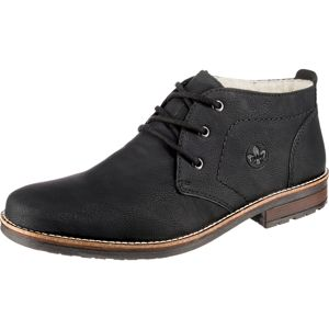 RIEKER Kotníkové boty  černá
