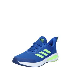 ADIDAS PERFORMANCE Sportovní boty 'FortaRun'  královská modrá / svítivě zelená