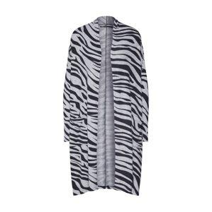 ONLY Pletený kabátek 'onlNEW MAYE'  šedý melír / černá