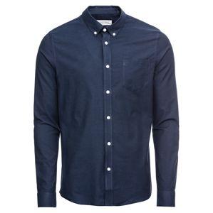 Pier One Košile  tmavě modrá