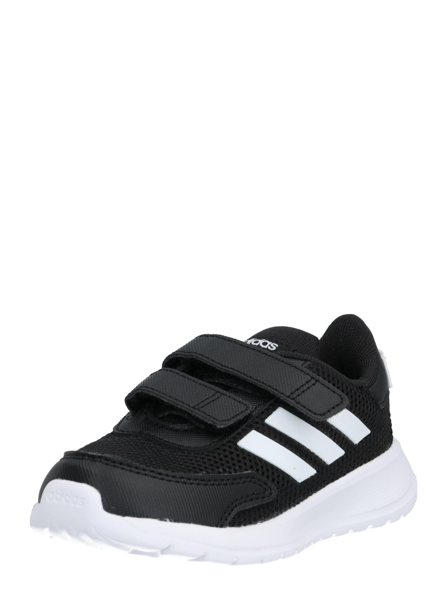 ADIDAS PERFORMANCE Sportovní boty 'Tensaur Run I'  černá / bílá
