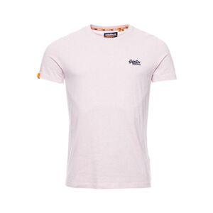 Superdry Tričko 'Vintage'  pastelově růžová