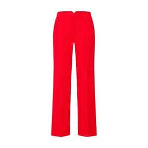 Another Label Kalhoty se sklady v pase 'Gain'  červená