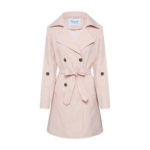 Hailys Přechodný kabát 'Trenchy'  růžová