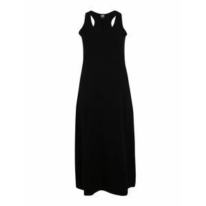 Urban Classics Curvy Letní šaty  černá