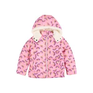 LEMON BERET Zimní bunda  pink / mix barev