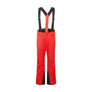 ZIENER Outdoorové kalhoty 'TAGA'  červená / černá