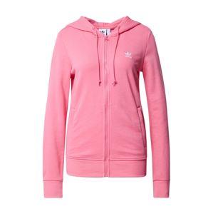 ADIDAS ORIGINALS Mikina s kapucí  pink