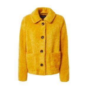 ONLY Přechodná bunda 'ADELE'  zlatě žlutá