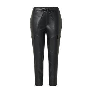 Worst Behavior Kalhoty  černá