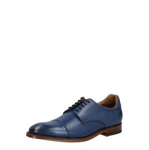 Gordon & Bros Šněrovací boty 'FABIEN'  námořnická modř