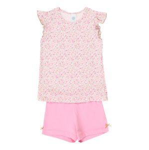 SANETTA Pyžamo  růžová