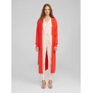 Pletené kabáty