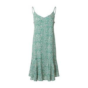 PIECES Letní šaty 'PCNYA'  zelená