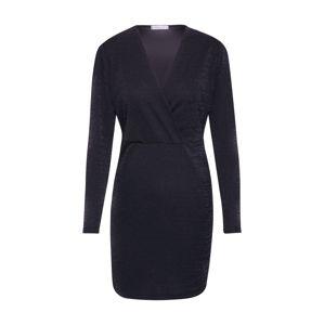 Hailys Pouzdrové šaty 'Linda'  černá