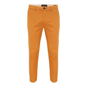 SCOTCH & SODA Chino kalhoty 'MOTT'  zlatá