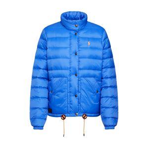 POLO RALPH LAUREN Zimní bunda  modrá