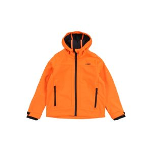 CMP Outdoorová bunda  oranžová