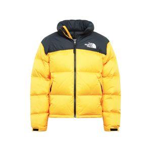 THE NORTH FACE Zimní bunda '1996'  žlutá / tmavě modrá