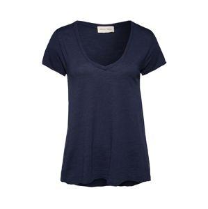AMERICAN VINTAGE Tričko  námořnická modř