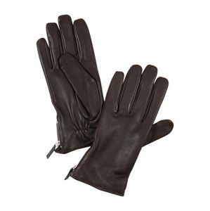 ROYAL REPUBLIQ Prstové rukavice 'Ground '  tmavě hnědá