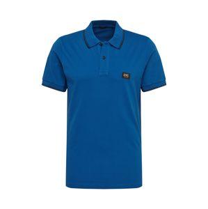 DENHAM Tričko 'Regency'  námořnická modř
