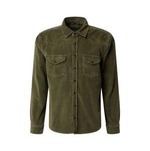 LTB Košile 'ROHAN'  olivová