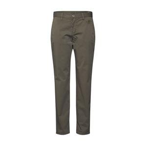 Herrlicher Chino kalhoty 'Ivetta'  olivová