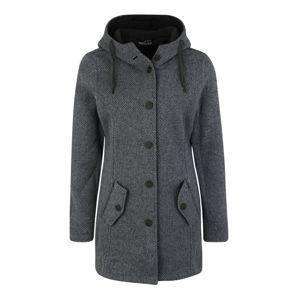 G.I.G.A. DX by killtec Outdoorový kabát 'Camidara'  šedá / černá