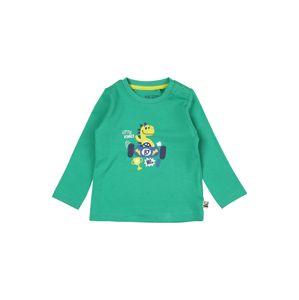 BLUE SEVEN Tričko  zelená / mix barev