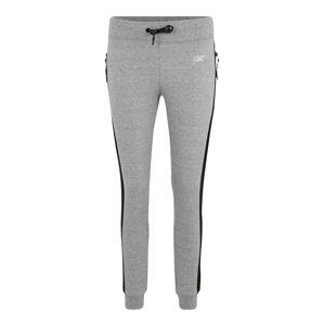 Superdry Sportovní kalhoty 'CORE GYM TECH LOOSE JOGGERS'  šedá