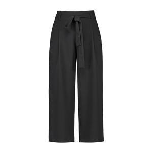 talkabout Kalhoty se sklady v pase  černá