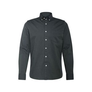KnowledgeCotton Apparel Košile 'Strethced oxford shirt'  jedle