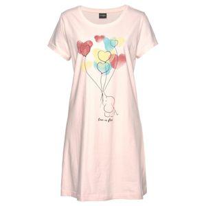 VIVANCE Noční košilka  růžová
