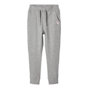 NAME IT Kalhoty  šedý melír