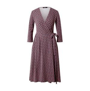 Weekend Max Mara Letní šaty 'Oxiria'  růžová / tmavě modrá