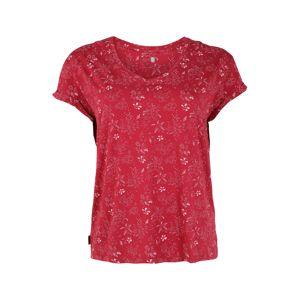 Ragwear Plus Tričko 'SERSEY'  červená