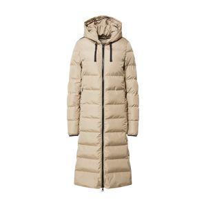 No. 1 Como Zimní kabát 'Ida'  béžová